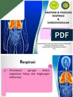 Anatomi Fisiologi Respirasi Kardiovaskular