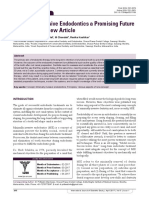 Minimally Invasive Endodontics a Promising Future Concept a Review Article_2017