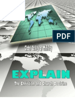 The Christian and Church Doctrine Mini Course 2010
