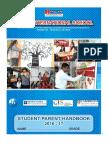Student Parent Handbook 201617