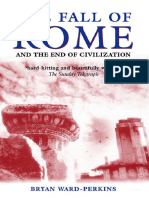 WardPerkins. Fall of Rome and End of Civilization 2005.pdf