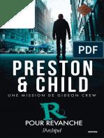 01-2012-R Pour Revanche - Douglas Preston;