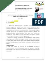 [Trabalho Interdisciplinar  - Versão Final] Leitura e Escrita em Língua Inglesa - 1º e 2º Anos.pdf