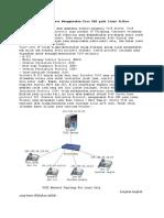 Konfigurasi VoIP Server Menggunakan Free PBX Pada Linux Tribox