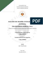 Cabrera Llerena Gresia
