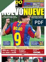 Mundo deportivo 09-09-2010