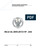 Wizja Sił Zbrojnych RP do 2030r.