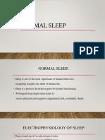 1 Normal Sleep