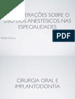 Anestesia Nas Especialidades PDF