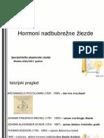 Hormoni kore nadbubrežne žlezde 1 SAS.ppt