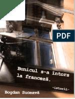 Bogdan Suceava - Bunicul S-A Intors La Franceza