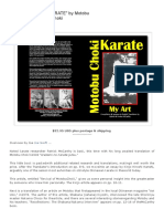 MY ART of KARATE by Motobu Choki.pdf