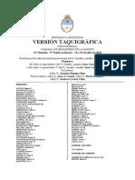 Senadores - Matrimonio irgualitario Argentina