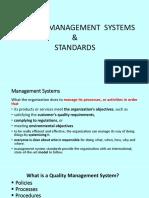 QMS & ISO
