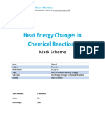 21-Heat Energy Changes in Chemical Reactions-ms- Gcse-edexcel-chemistry