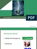 Descargas Eléctricas Atmosféricas VX