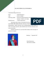 3. Halaman Integritas (IV-V)