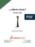 SolidWorks_Tutorial07_GardenLight