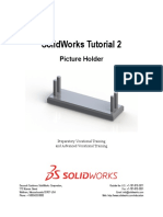 SolidWorks_Tutorial02_PictureHolder