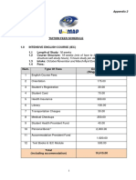 INTERNATIONAL Tuition Fees Schedule2015