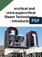 8. Supercritical Techology - Introduction