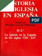 Historia de la Iglesia en España 2.2 - Garcia Villoslada.pdf