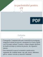 Pregatirea pacientului pentru CT.pptx