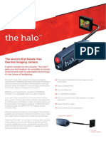 Halo Datasheet the Halo