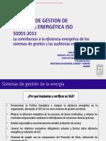 Sistemas de Gestión Energética ISO 50001