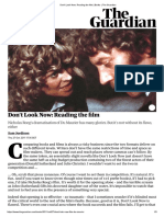 Don't Look Now_ Reading the Film _ Books _ the Guardian