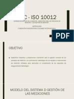 metrologia diapositivas
