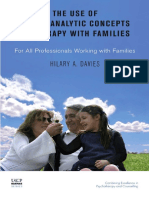(United Kingdom Council for Psychotherapy Series) Hilary a. Davies-The Use of Psychoanalytic Concepts in Therapy With Families-Karnac Books (2010)