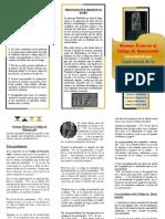 Normas Eticas en El Codigo de Hammurabi, Caracteristicas e Importancia de La Ingenieria