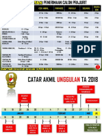 Jadwal Diaga 2018-1