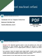 Receptori nucleari orfani