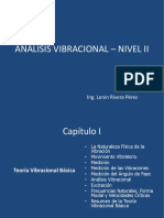 Analisis Vibracional – Nivel II - Capitulo i