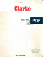CLARKE método trompeta