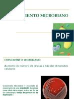 4. Metabolismo e Crescimento Microbiano