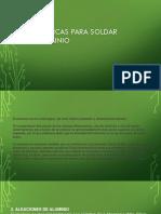 Técnicas Para soldar aluminio.pptx