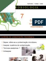 5. Controle de Microrganismos