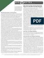 Issue 229 Organic Consumers Association