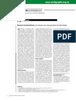 Epidemiología del micetoma renal por Candida