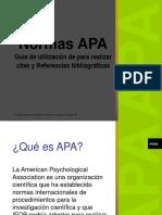 Referencias Basicas APA