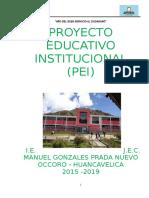 PEI MGP 2017(Propuesta)