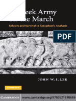 Lee - A Greek Army on the March