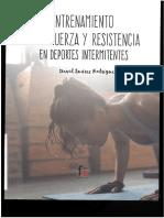 Entrenamiento Fuerza y Resistencia Deportes Intermitentes