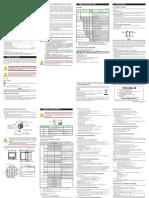 UP35A Manual