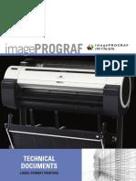 Canon ImagePROGRF IPF 770 670