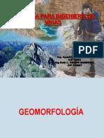 Geología Para Ingeniería de Minasiia