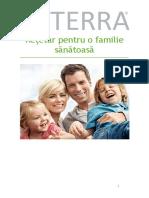 DoTERRA - Retetar Pentru o Familie Sanatoasa